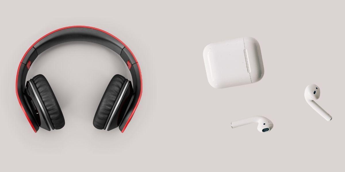 wireless earbuds vs Bluetooth headphones
