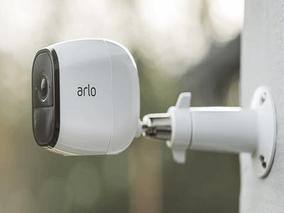 Arlo Pro Rechargeable Outdoor Security Camera