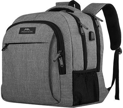 Matein Travel and Anti-theft durable Laptop Backpack